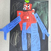 Kdg Shape Robot