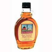 American Maple syrup.
