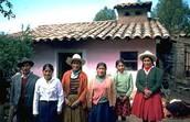 Una Familia en Perú