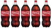2 Liters if coke