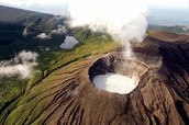 ¡Explora los volcanes!