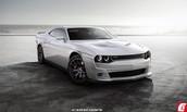 2020 Dodge Challenger.