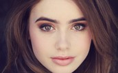 Lily Collins as Lena Haloway