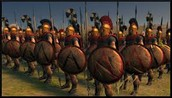 men in sparta