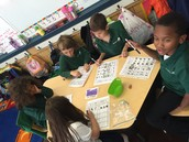 Solving Number Facts