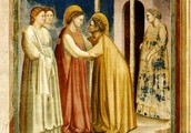 Giotto: The Visitation