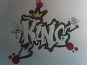 Graffiti Name Drawing