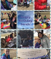 Birthday Curricular Celebrations!