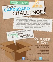 Global Cardboard Challenge!