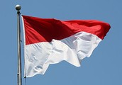 This is the  Indonesian flag