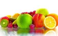 Range of fruit