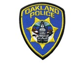 Oakland PD, Thank You!