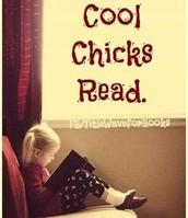Me when I read