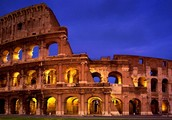 Rome's beautiful landmarks!