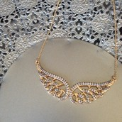 Bellissimo Angelo Necklace   24