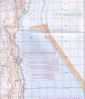מפת דרום מדבר יהודה