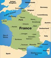 Ruled France