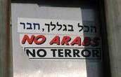 Discrimination against Arabs