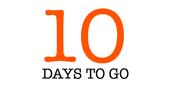 The countdown begins....