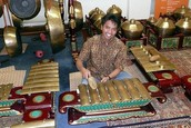 Coming to Hillcrest from February 2nd through 24th... ...master musician Joko Sutrisno!