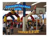 Fiestas del PSJ de Gijón.