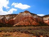 Scenery in NM