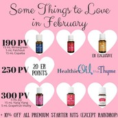 Young Living February Promo!
