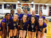 Volleyball Takes 2nd at Tournament