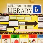 Flushing High School Library Media Center