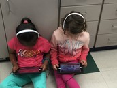 We love the iPads!