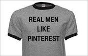 Yes, MEN really do use Pinterest!