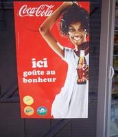 Le Coca-Cola est populaire dans le monde entier!