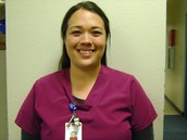 Janice Gibson - new Student Health Assistant