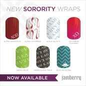 Sorority Wraps!