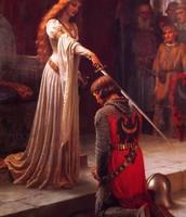 נסיכה מכתירה אביר