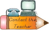 Contact Information:  How to reach Mrs. Rubenfeld