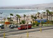 Arica Beach