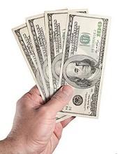 $400 Area Manager Cash Bonus Earners