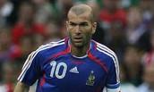 Zinedine Zidane #10
