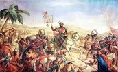 Cortes's army