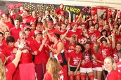 Red Out Friday