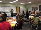 SSA Student Training 12/10 & 12/11