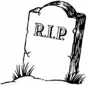 Gatherer's Death