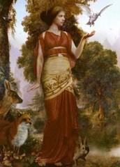 Missing Goddess