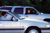 2% of drivers admit to trying to run an aggressor off the road!