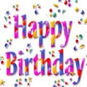 Birthdays - A New Celebration