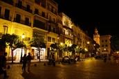 España de la noche