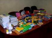 Annual Fall Teaching Supply Sale