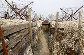 How they built Trenches in WW1