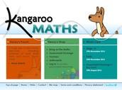 Kangaroo Maths